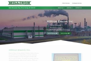 Milltron Electric Website