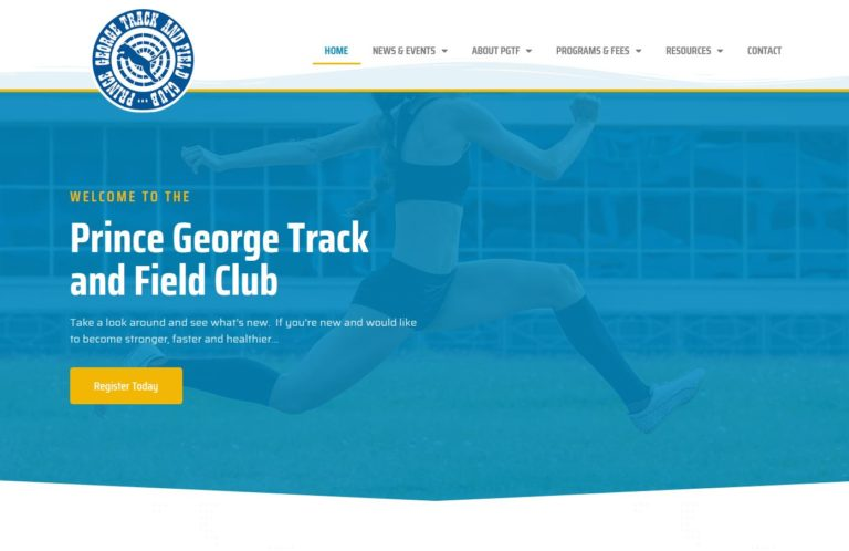 Prince George Track and Field Club